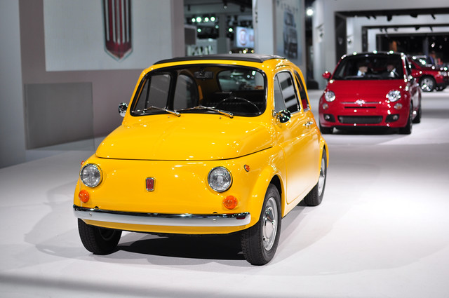 Fiat 500 and...Fiat 500