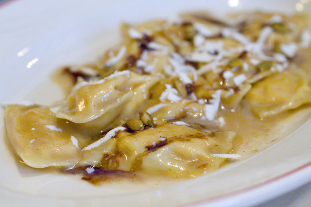 Agnolotti di Zucca 2 | Flickr - Photo Sharing!