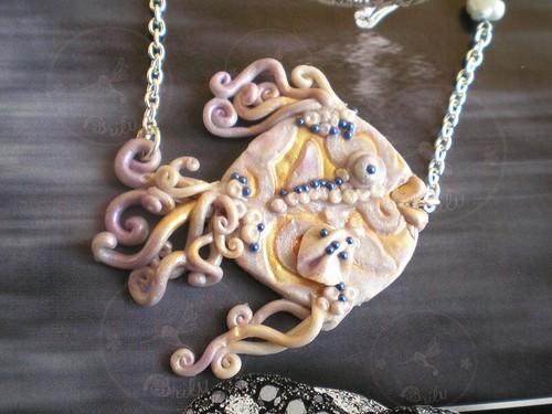 Collana Goldfish- Gold Fish necklace