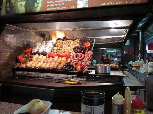 What's available at Mercado del Puerto