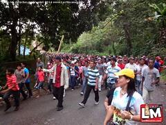 Caminata viernes Santos hasta Villa Trina