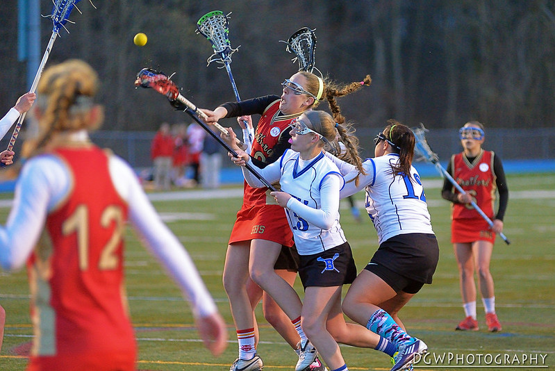 Stratford vs. Bunnell High - Girls Lacrosse