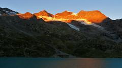 Alpenglow - Passo del Bernina - Grigioni - Svizzera