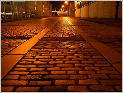 Golden Cobblestone