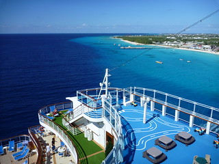 Cruise Ship Ruby Princess and Grand Turk by marhargen, on Flickr