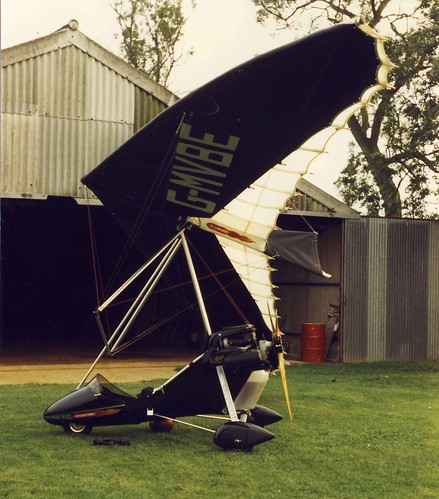 G-MVBE Mainair Scorcher
