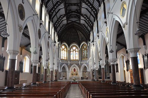 Holy Cross, Tralee - THE CHURCH