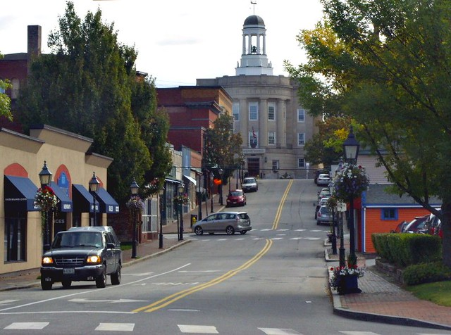 Bringing Sustainability To Small Town America Huffpost: smallest town in america