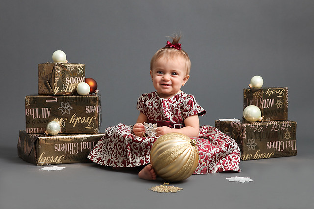 Olivia Christmas Card