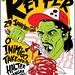 Poster do Show de revival do REFFER by azucrina