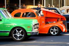 Spokane Car Show Hot Rod