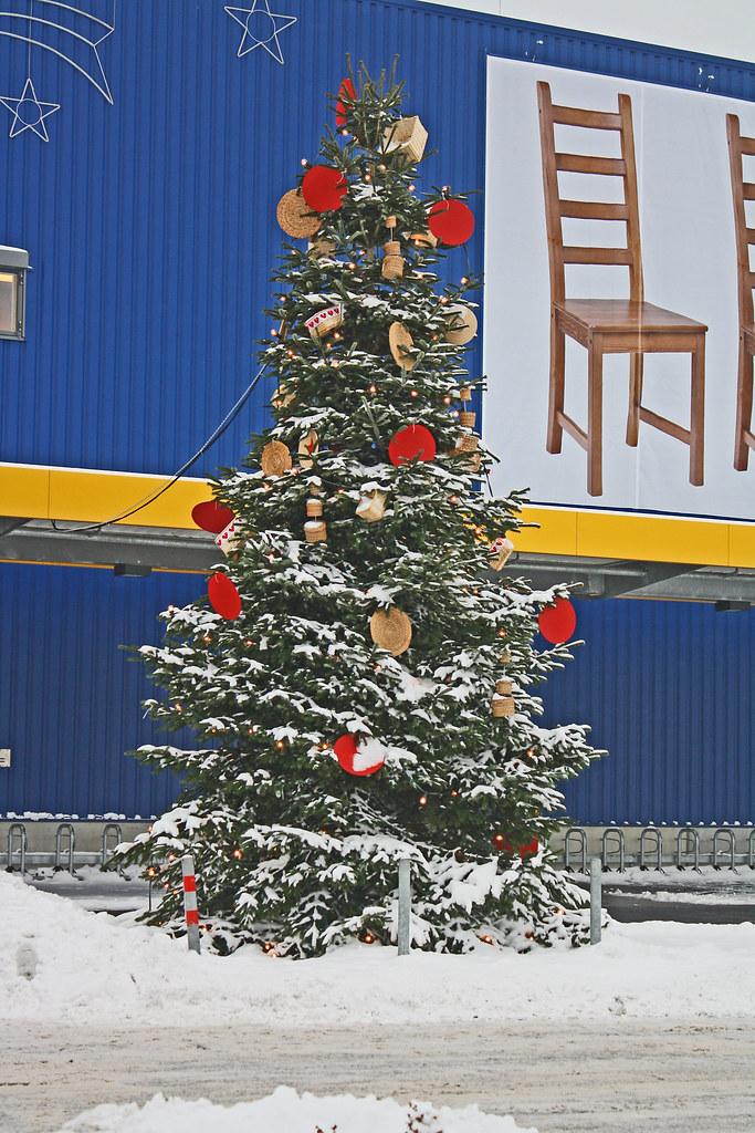 Ikea Weihnachtsbaum.Img 0082 Ikea Weihnachtsbaum Rostock Franziska Flickr