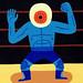 The Eyeball  by Jack Teagle