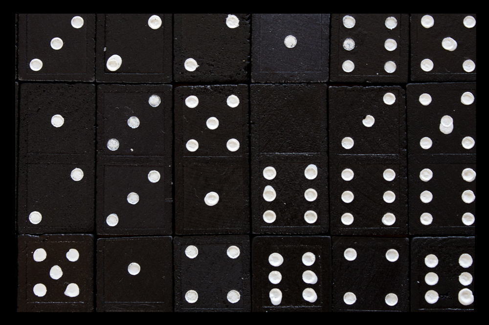 Carillon code or Domino tiles???... | Flickr - Photo Sharing!