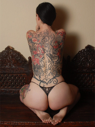 Full Back Tattoos For Girls Momonsick Flickr