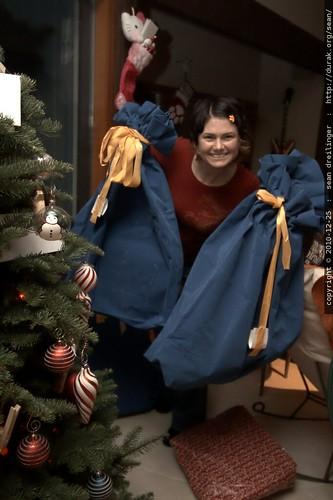 santa's hardest working helper in the northwest
