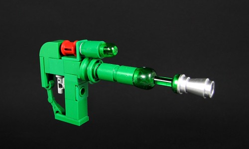 The clean green blaster