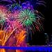 2011 New Year Fireworks, Singapore by schaazzz