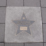 Broad Street Walk of Stars - Birmingham Royal Ballet