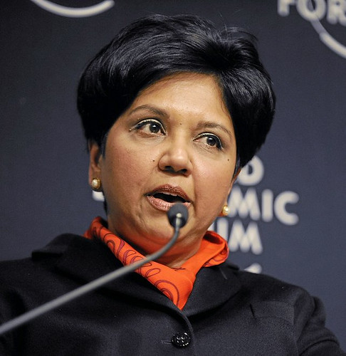 Indra Nooyi, PepsiCo CEO, Speaking at the World Economic Forum 2010 Annual Meeting