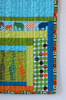 Tethered Threads Block Party Quilt