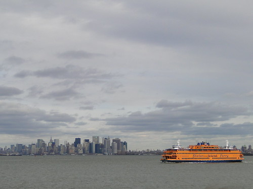 The Staten Island Ferry New York City
