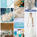 Aqua Beach Wedding