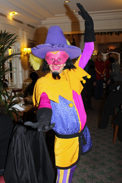 Meeting Clopin