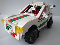 OCTAN Dakar - 3/4 by .Jake