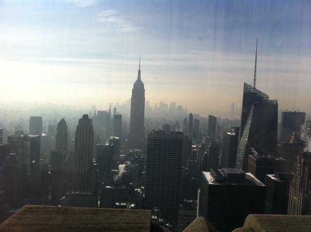 New york skyline by rakkhi, on Flickr