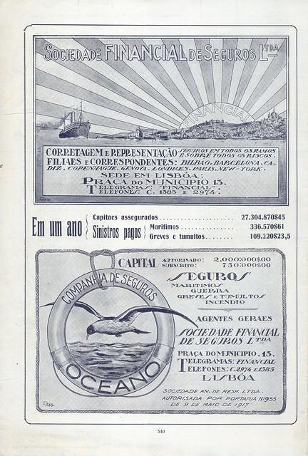 Ilustração Portugueza, Abril 29 1918 - 24