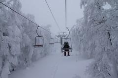 雪山シーズンが始まります (No23)