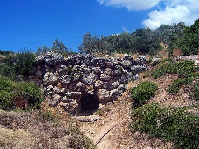 Mycenaean Bridge, near Argos