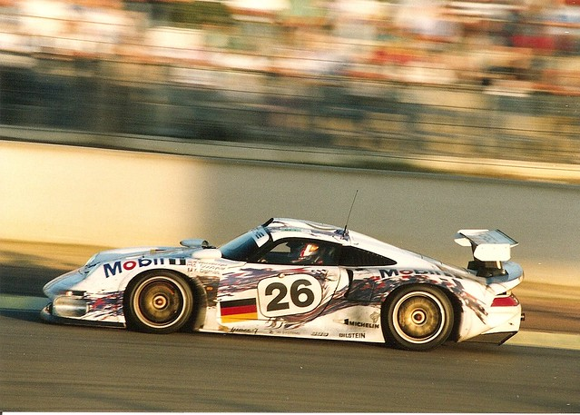 porsche 911 gt1 le mans 1996 flickr photo sharing. Black Bedroom Furniture Sets. Home Design Ideas