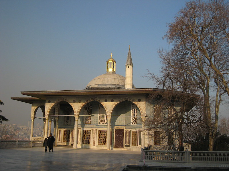 the Baghdad Kiosk