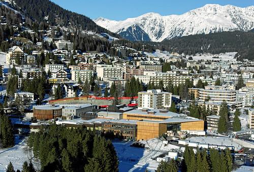 Davos Congress Centre - World Economic Forum Annual Meeting 2011