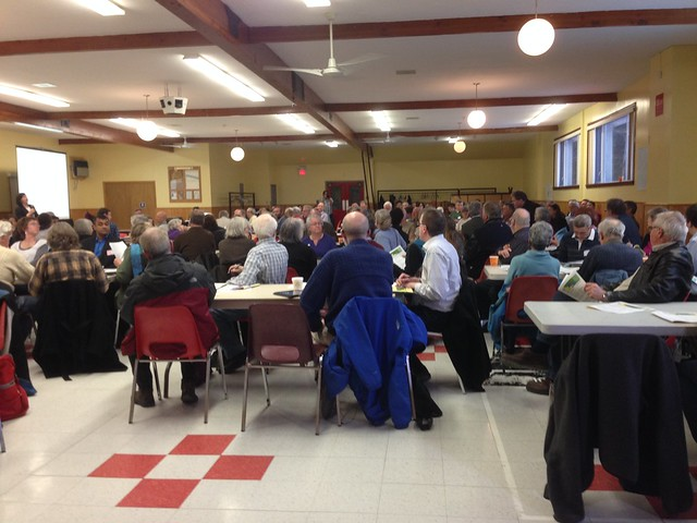 Energy East consultation in Stittsville
