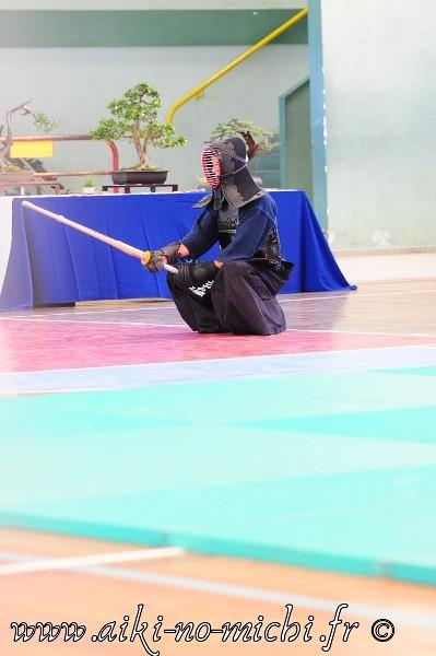 Fête de L'aïkido - Kendo