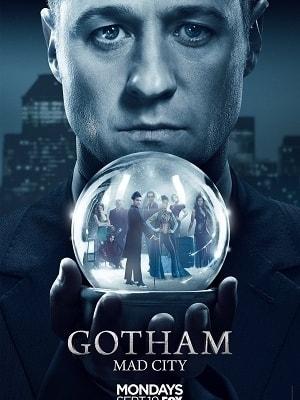 Thành Phố Tội Lỗi Phần 3 - Gotham Season 3
