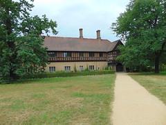 castelele prusiei-cecilienhof/castles in prussia-cecilienhof