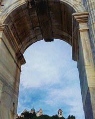 #Ancona #arch #architecture #history #paesaggioitaliano #italiainunoscatto #volgoitalia #marcheforyou #ig_photooftheday #ig_europe #mashAllah