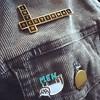 @lydiairis76 has begun a pin collection...