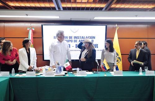 Grupo De Amistad México-Ecuador 5 de Octubre del 2016