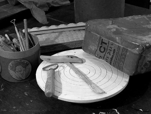 fare ceramica