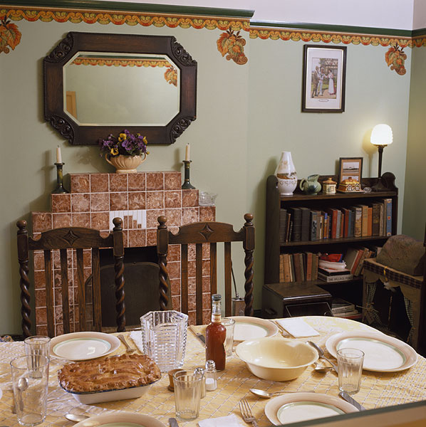 1940 39 s house dining room explore iwm london events Small dining rooms london