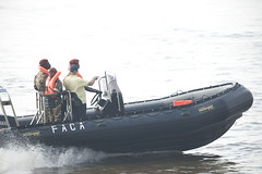 dinghy(0.0), skiff(0.0), watercraft rowing(0.0), bass boat(0.0), vehicle(1.0), boating(1.0), motorboat(1.0), inflatable boat(1.0), rigid-hulled inflatable boat(1.0), watercraft(1.0), boat(1.0),
