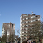 Century Tower and Wickets Tower, Priory Road