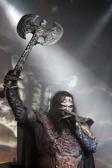 Lordi en Salamandra
