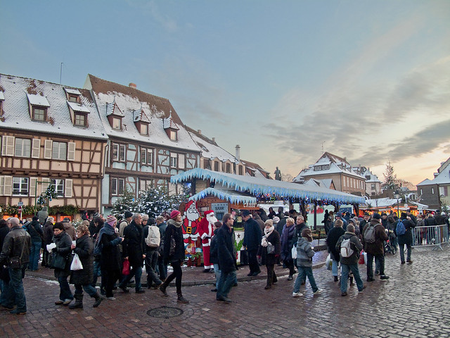 March de no l des enfants petite venise colmar 2010 flickr photo sharing - Date marche de noel colmar ...