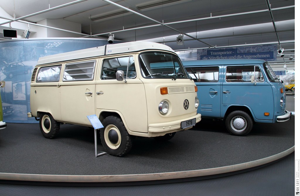 1978 Volkswagen T2 Four-Wheel-Drive Microbus / Allrad-Bus (01)